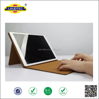 Ultra-thin Wireless Bluetooth Keyboard PU Leather Case For iPad Pro/Air 2/mini4