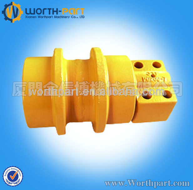 excavator carrier rollers JGM937 hydraulic crawler excavator for construction and road construction