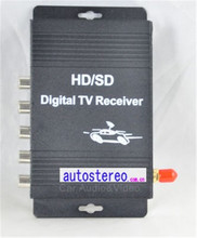 Auto Digital TV ATSC Tuner For USA