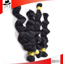 cheap prices virgin remy low luster brazilian hair