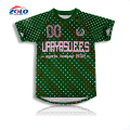 Professional custom sports wear lacrosse uniforms no logo fashion t-shirt