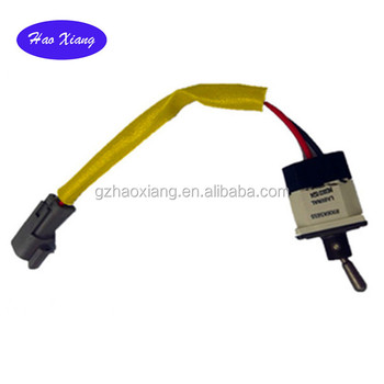 Water Engine Coolant Temperature Switch OEM: 1-158-6634 0914/115866340914