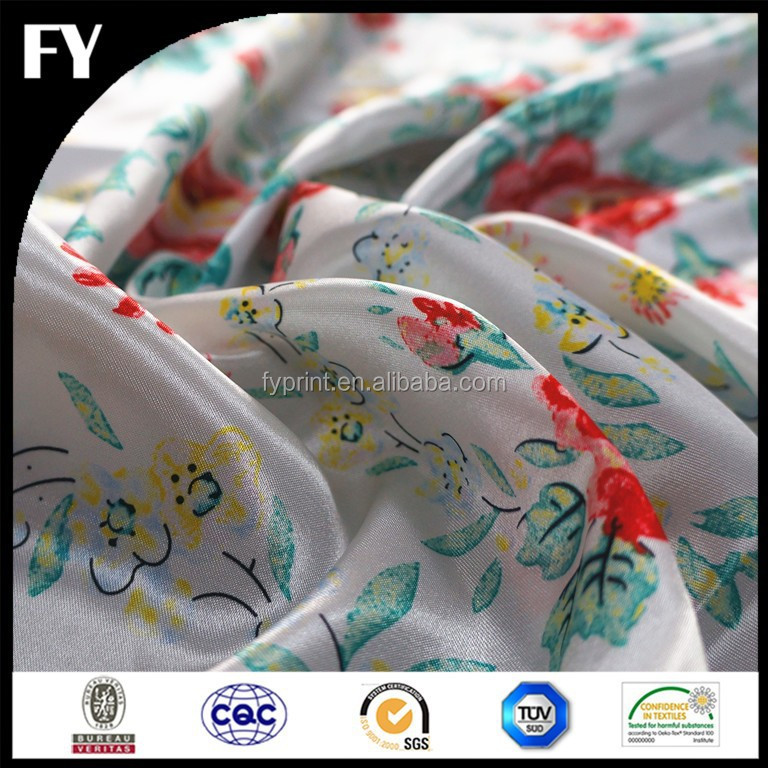 Fashionable Digital Printing New Design Cotton Jersey Fabric Tube