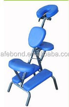 Beauty Equipments Portable Hair Blue Chair Salon Massage Chair