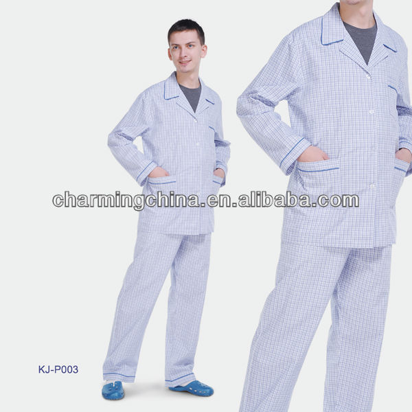 patient clothing