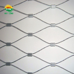 Cheap Different Types Of Hand-Weaving Stainless Steel Aviay Zoo Mesh Cable Net