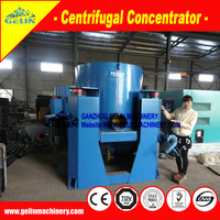 99% recovery ratio gold mining centrifugal separators Automatic Discharge Gold Gravity Centrifugation
