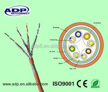 ADP high speed good quality, best price sftp/ftp cat7 lan cable ,netwok cable