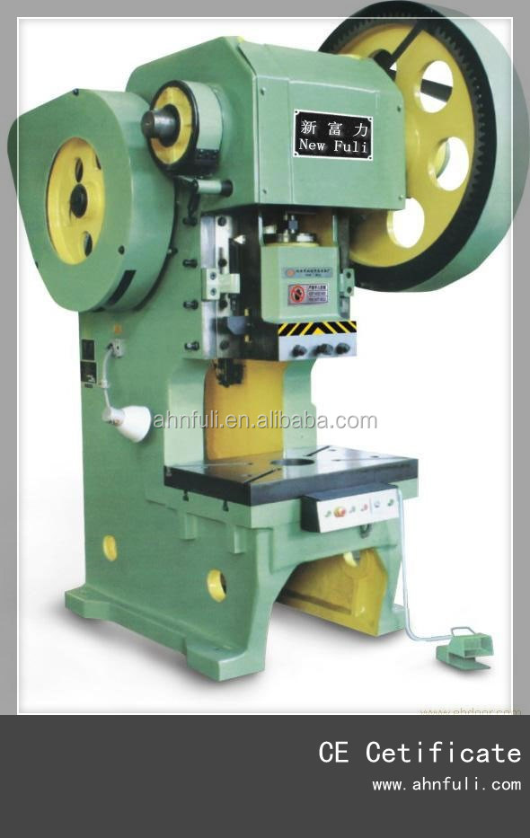 MECHANICAL PRESS, second hand cnc punch machinery