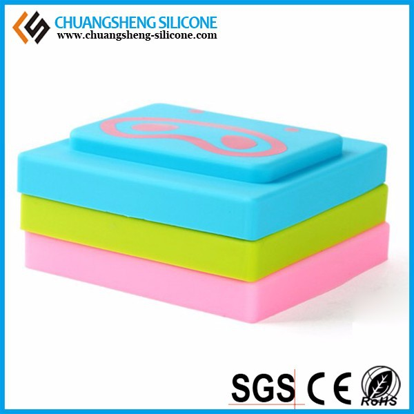 2015 popular silicone tact waterproof switch cover for villas