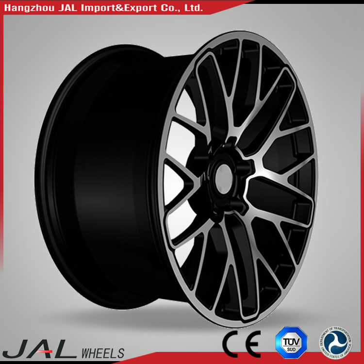 High Performance Top Quality Blue Forged Wheel Car Rims