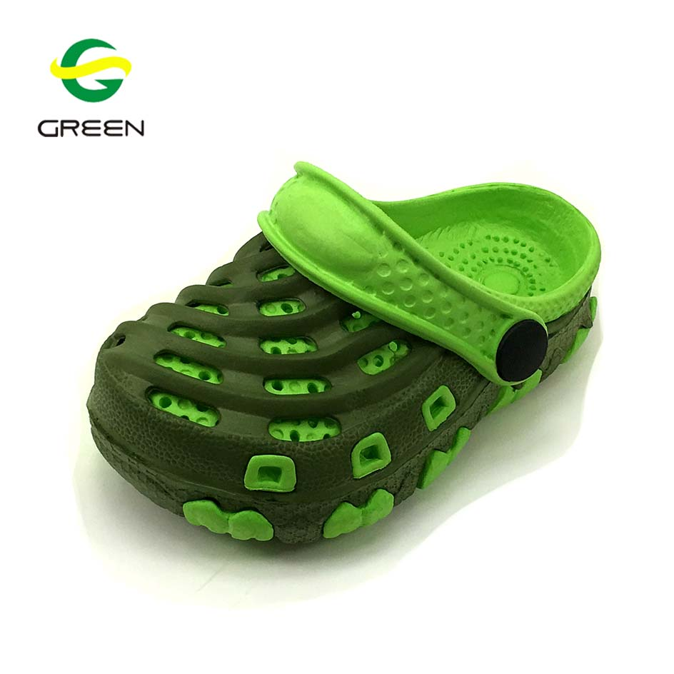 2017 plastic eva sandals shoes for boys baby