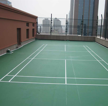 wholesale cheap rubber court coating material