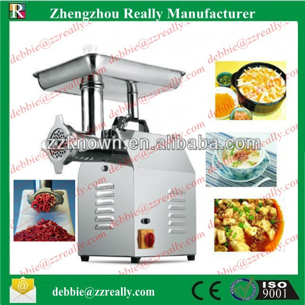 Stainless Steel Easily Cleaning Electric Meat Grinder/Meat Mixer