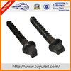 SUYU Plain Dacromat Railway Screw Spike