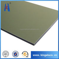 Well looking insulated sandwich panel
