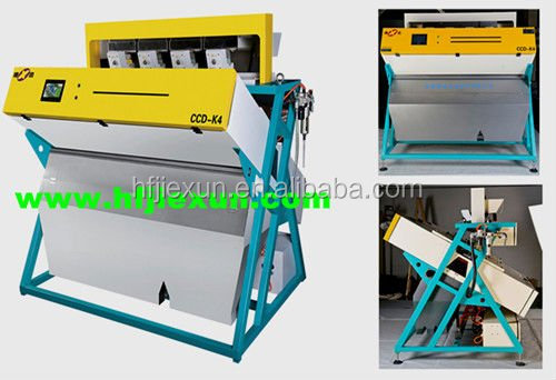Cashew Nuts Color Sorter Nut Sorting Machine