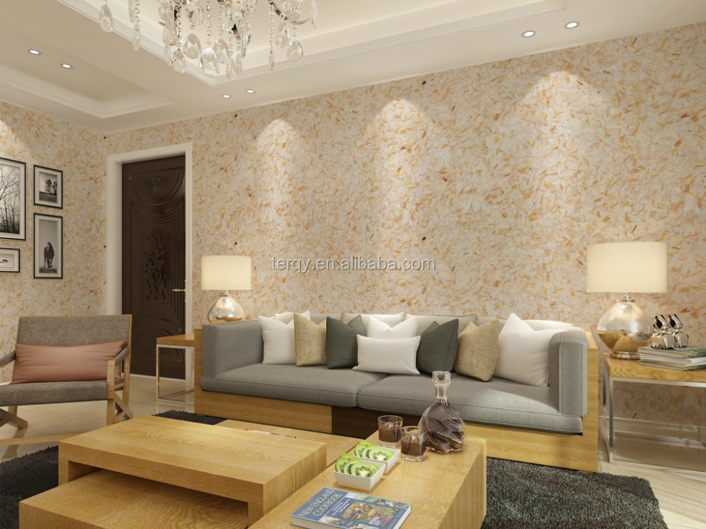 Yisenni Living Room 3d Design Wallpaper For Home