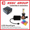 24w cob led working light Motocycle mini car headlight