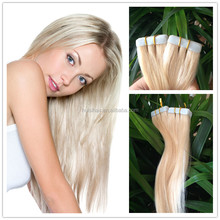 Healthy products seamless adhesive glue tape virgin hair aliexpress ru remy blonde tape hair