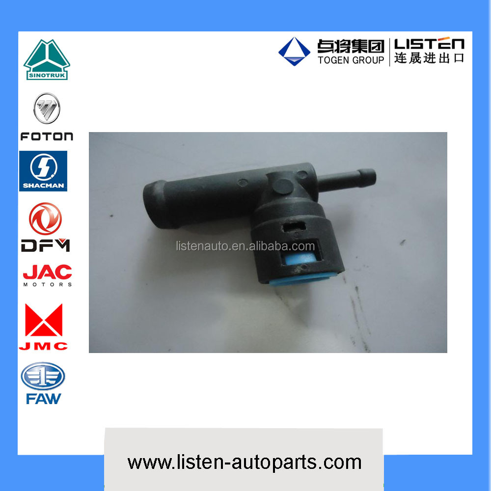 T PIECE WITH TUBE ASSY, HEATER 8101100-01 for Dongfeng minivan