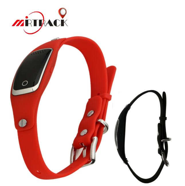 Most Popular Wearable mini gps tracker dog , cheap gps pet collar