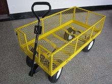 electrical tools garden cart four wheels tools