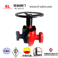 Resilient Seated Gate Valve api 6a gate valve