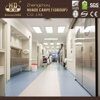Factory supply attractive price hospital foamed pvc flooring