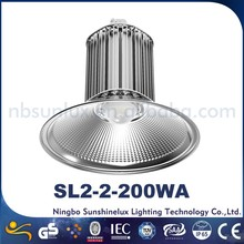 Alibaba Online Shopping 200W Led Industrial High Bay Lighting