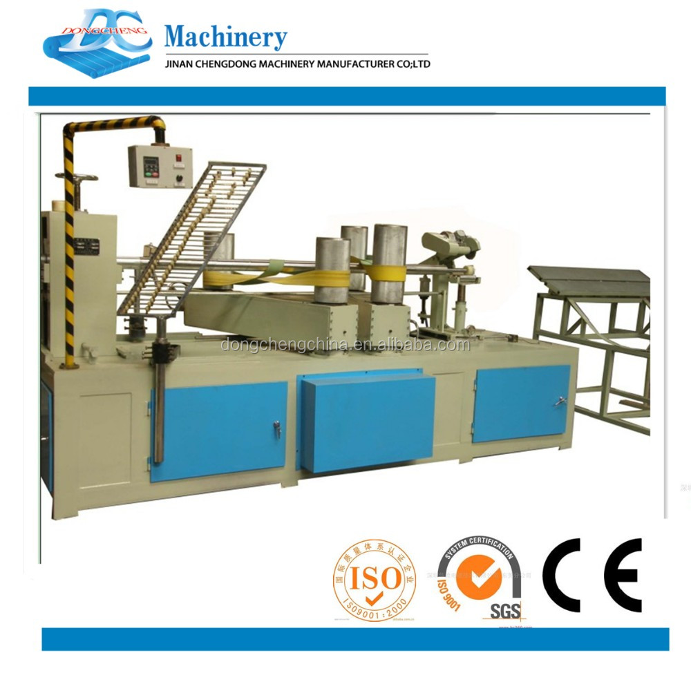 spiral paper tube winding coiling machine