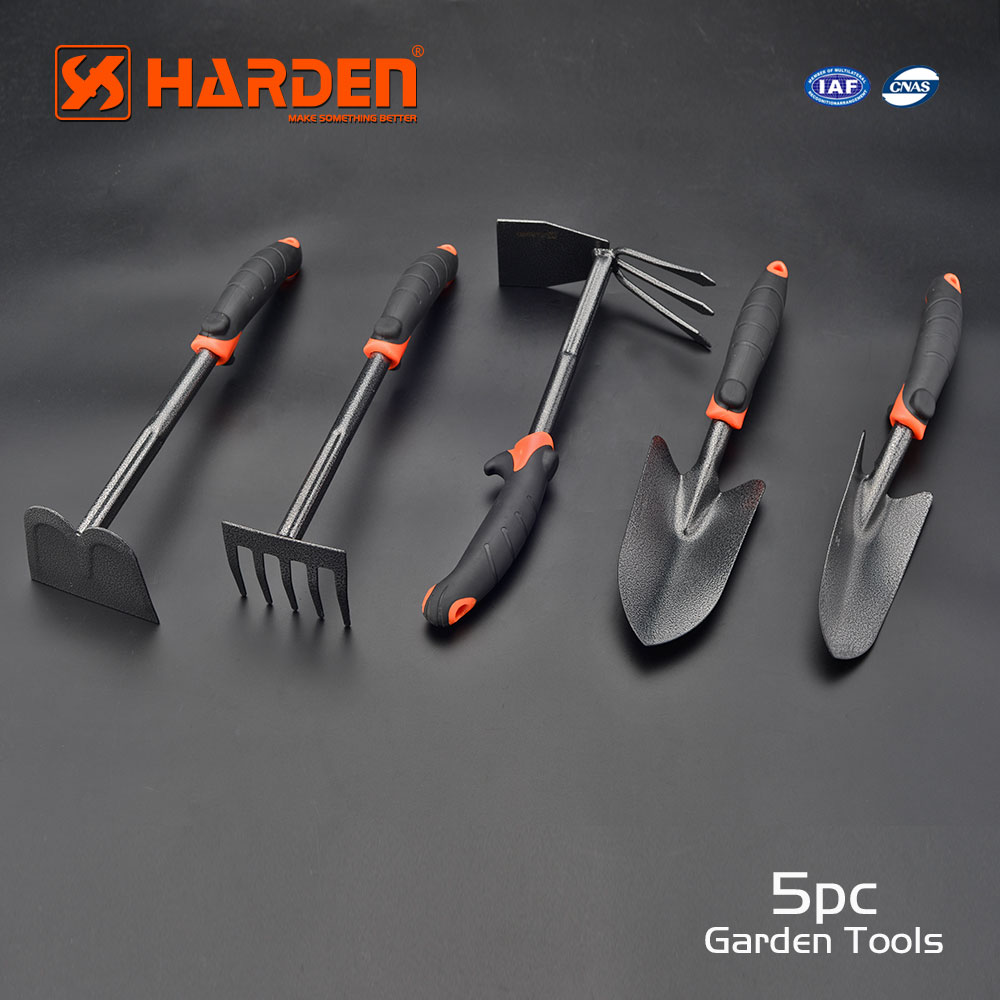 Professional 5Pcs Garden Tools