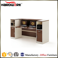 foshan shunde factory commercial furniture office table office counter design