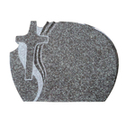 Competitive Price Cheap Poland G664 Granite Tombstone