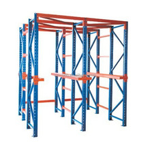 Durable and solid Long span Shelving for sale
