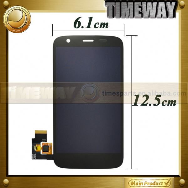 China Supplier for motorola moto <strong>g</strong> xt1033 lcd digitizer assembly