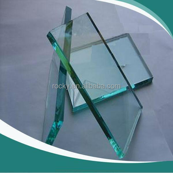 wholesale clear glass plates 4mm 5mm 6mm 8mm clear float glass