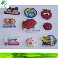 soft rubber fridge magnet; refrigerator magnet