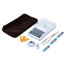 Hot Search New LCD Digital Scale 0.001g 50g Pocket Jewelry, Diamond Digital Weight Scale High Precision Measure