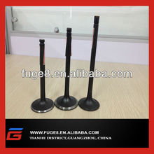 engine valve for komastu s6d140 from China