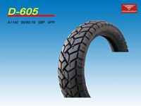 2014 newest anti-skid motorcycle tire 90/90-19