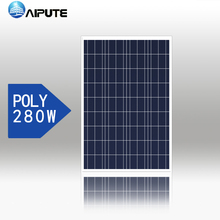solar panels from chinese supplier polycrystalline silicon solar module 300w
