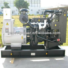 50Hz AC Open 60kva Diesel Genset With UK Perkins 1004TG Engine