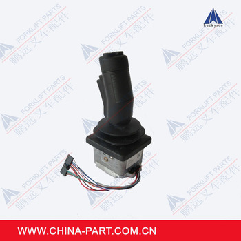 MULTI-AXIS HAND OPERATED AERIAL JOYSTICK  FOR AERIAL WORK PLATFORM