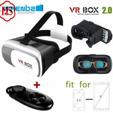2016 High quality new technology vr box 2.0 virtual reality head mounted display