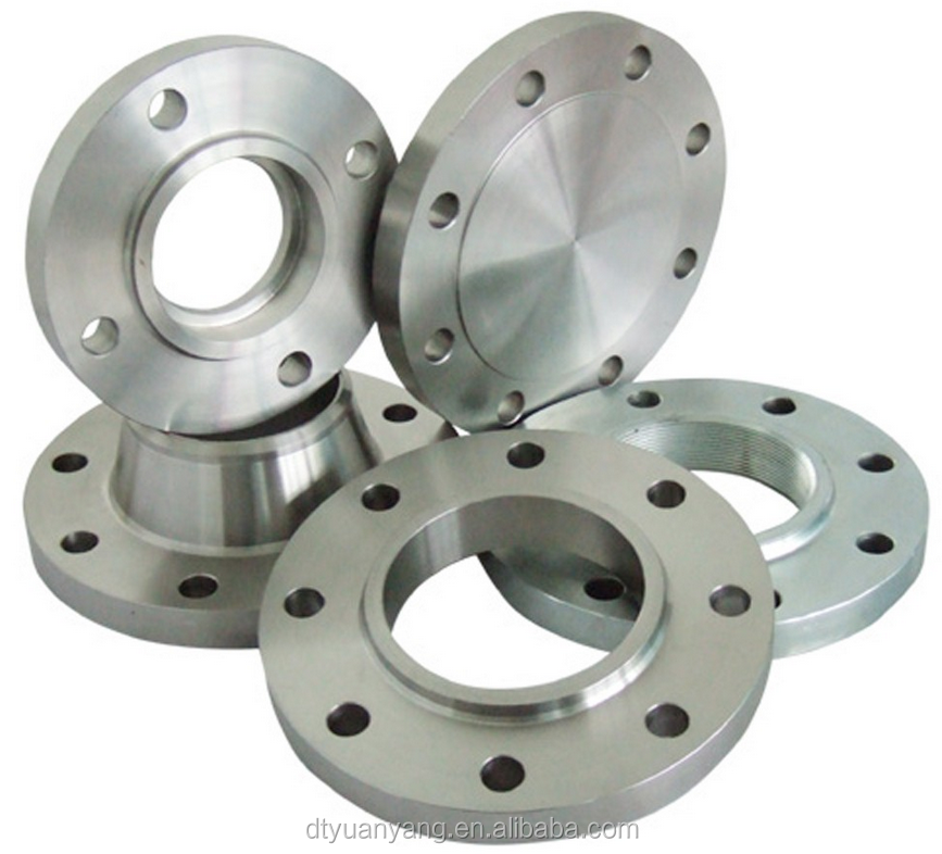 din1.4541 din1.4571 stainless steel <strong>flange</strong>