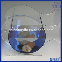 Wholesale acrylic fish tank / plexiglass fish aquariums China direct factory , coffee table fish tank for sale