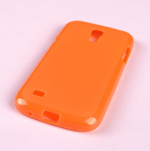 Clear transparent jelly tpu case for samsung s4 mini ,for samsung galaxy s4 mini i9190 case phone accessories