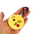 mini animal Lovely custom emoji plush keychain