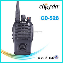 Free shipping licence free walkie-talkie with IP66 level
